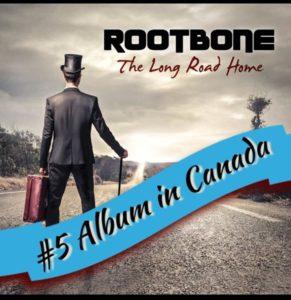 #5 album in Canada